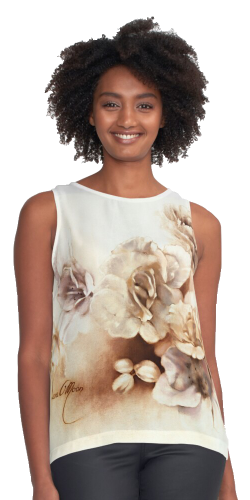 """""""Bouquet lV"""" Casual Clothing by Sara Moon"""