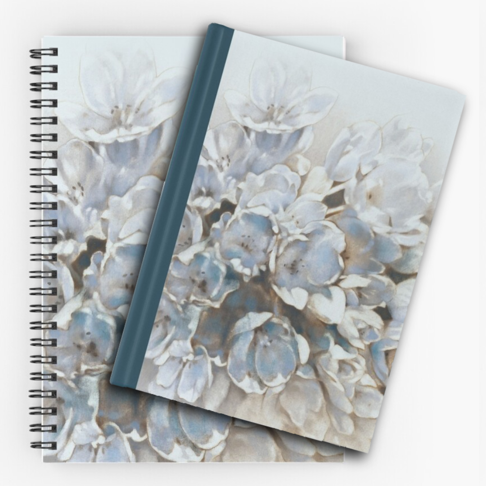 'Bouquet V' Notepads by Sara Moon