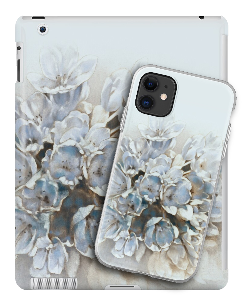 'Bouquet V' Tablet & Phone Skins by Sara Moon