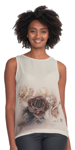"""""""Bouquet V"""" Casual Clothing by Sara Moon"""