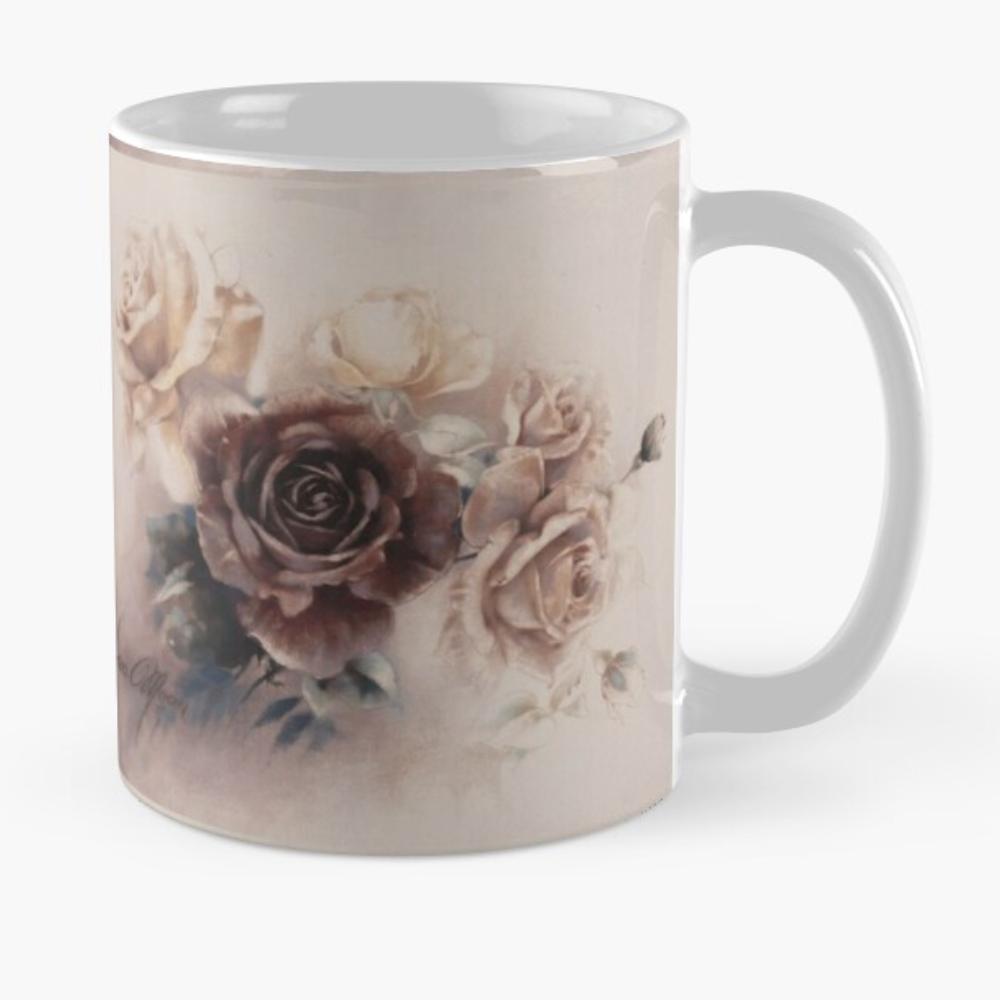 'Bouquet Vl' Mug by Sara Moon