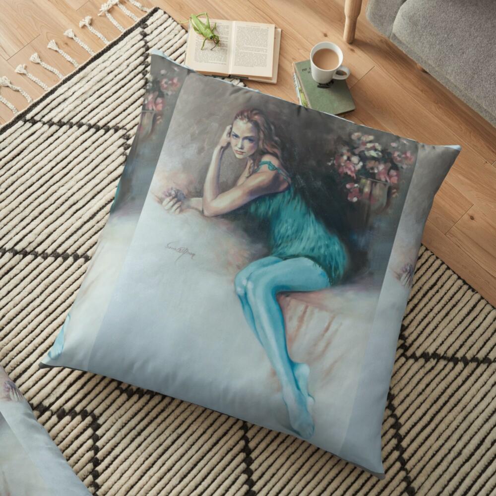 Chloe Pillow by Sara Moon