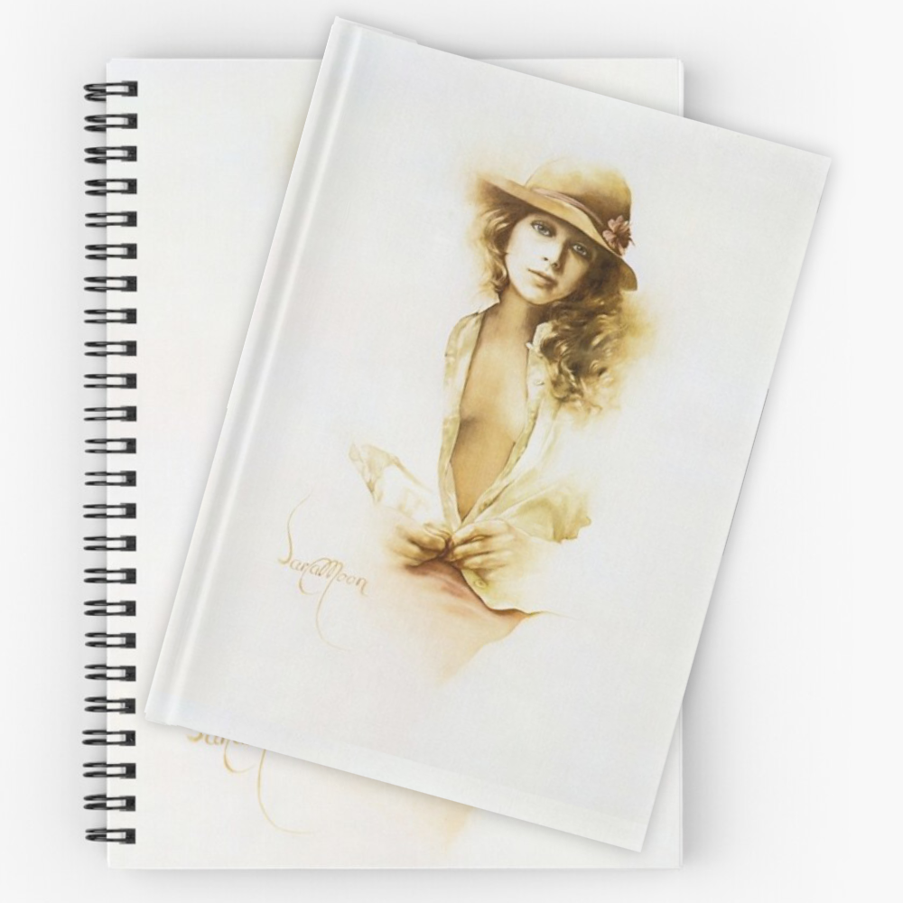 'Gina' Notepads by Sara Moon