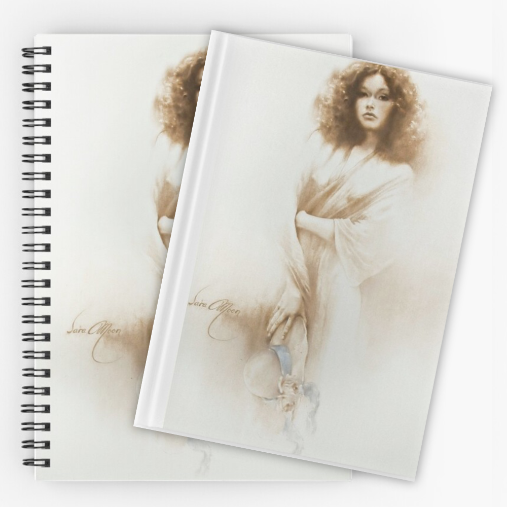 'Mercedes' Notepads by Sara Moon