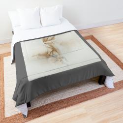 'Mercedes' Comforter by Sara Moon
