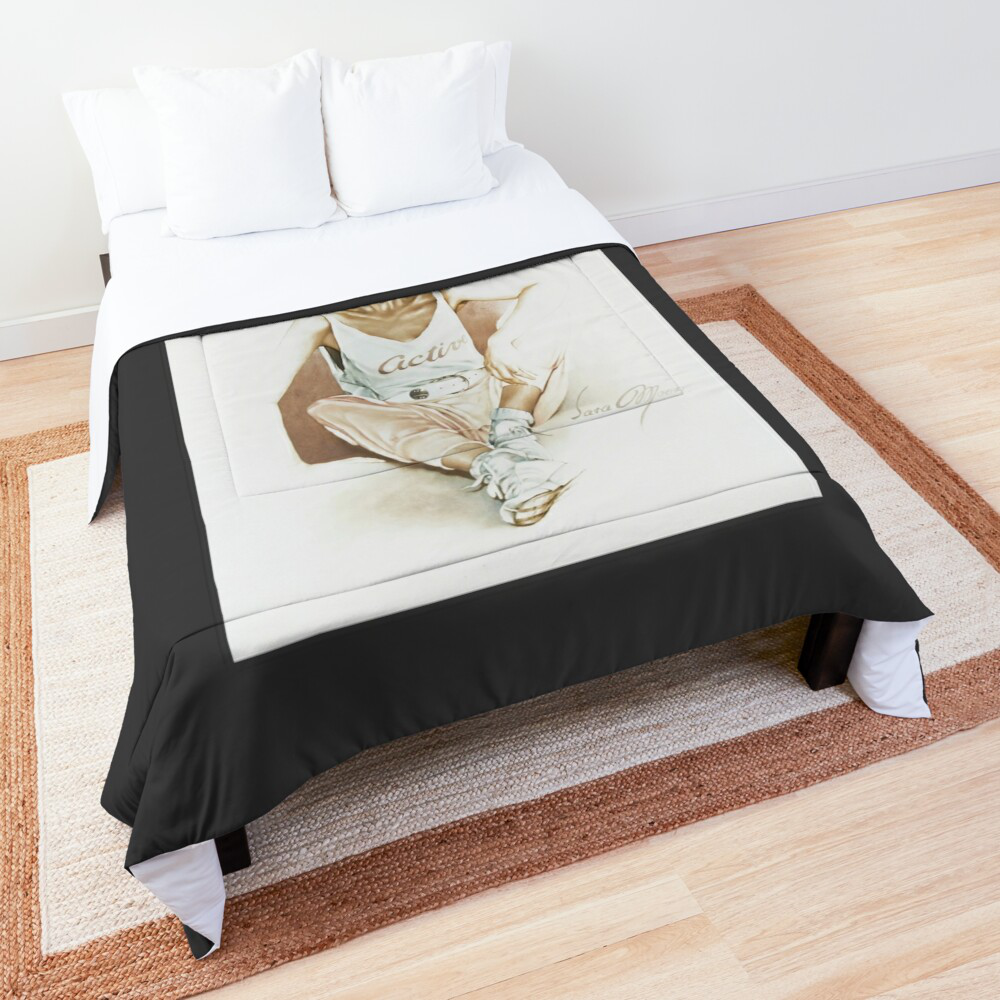 'Active' Comforter by Sara Moon