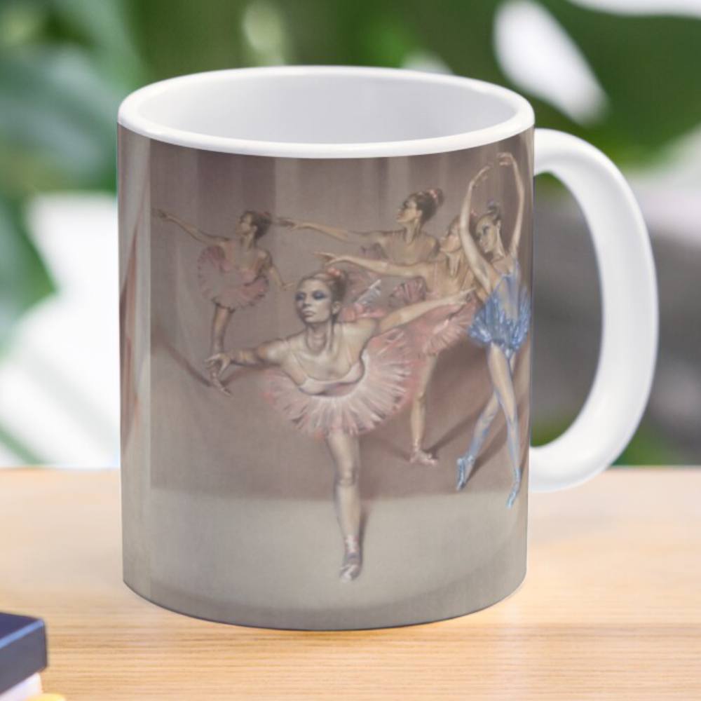 'Repose' Mug by Sara Moon