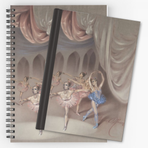 'Ensemble' Notepads by Sara Moon