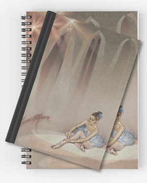 'Repose' Notepads by Sara Moon