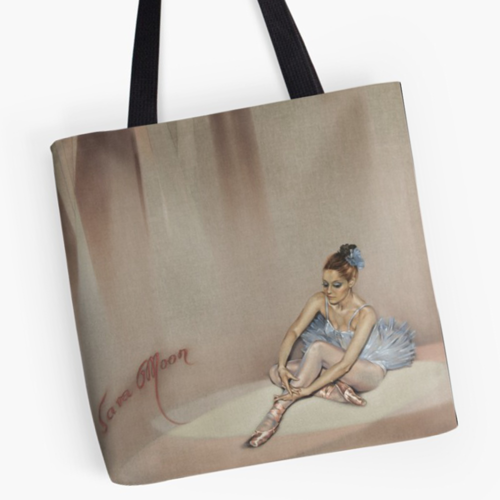 'Repose' Tote Bag by Sara Moon