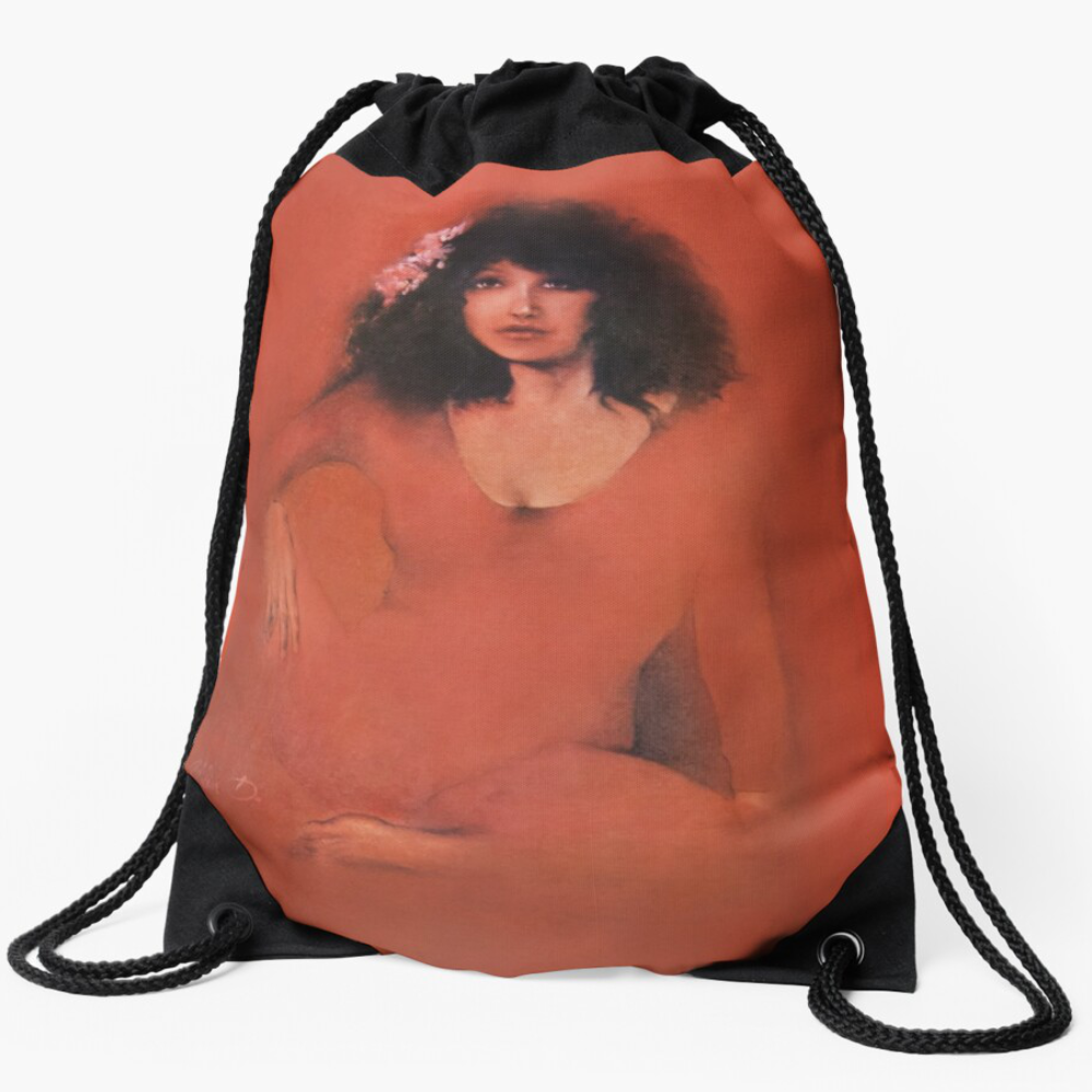 Time Out' Draw-String Bag, signed Bjan D.
