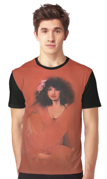 'Time Out' T-Shirt by Bijan D.