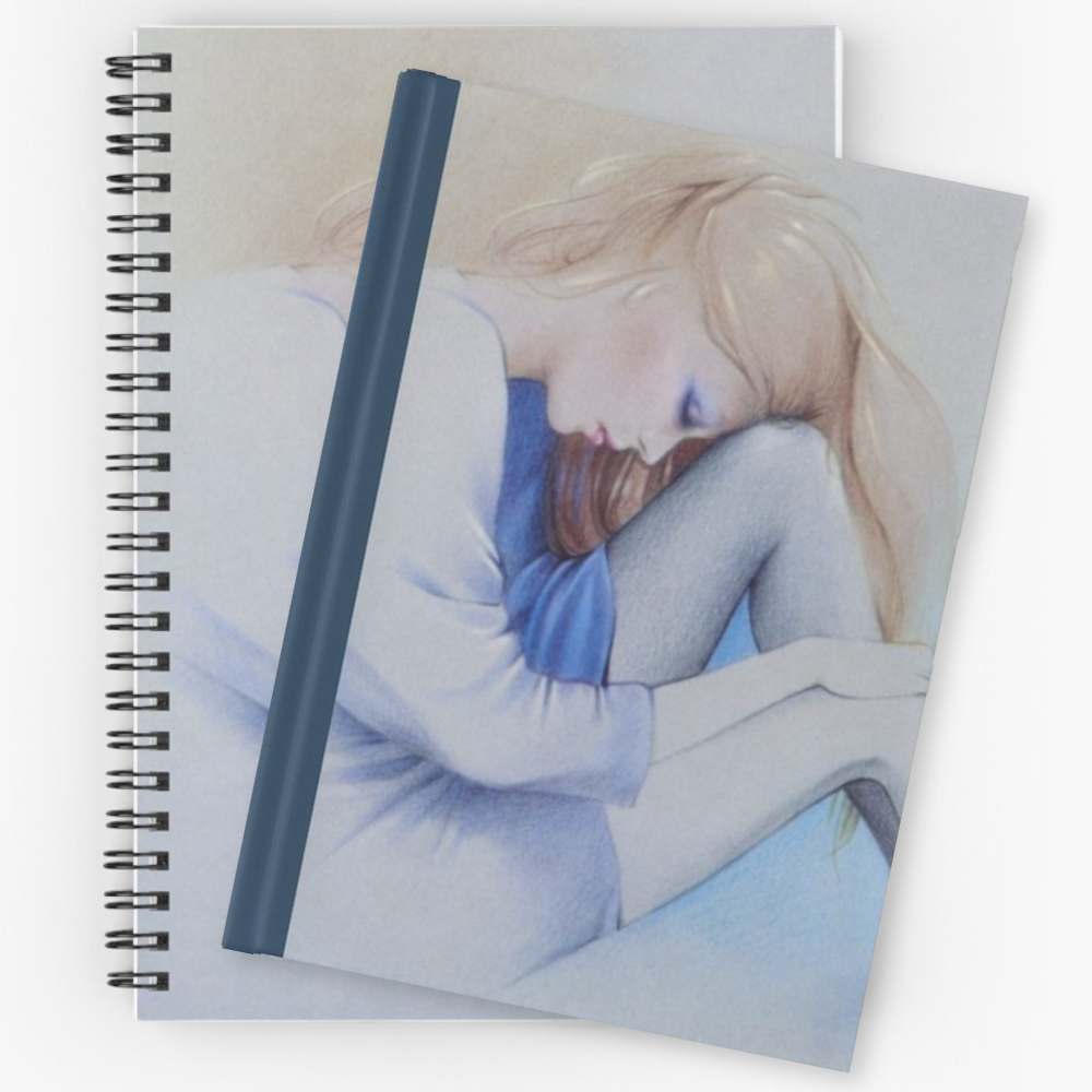 'Sara Blue' Notebooks