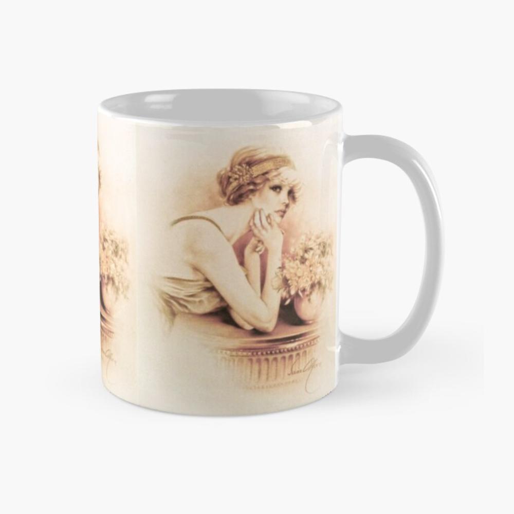 'Solange' Mug by Sara Moon