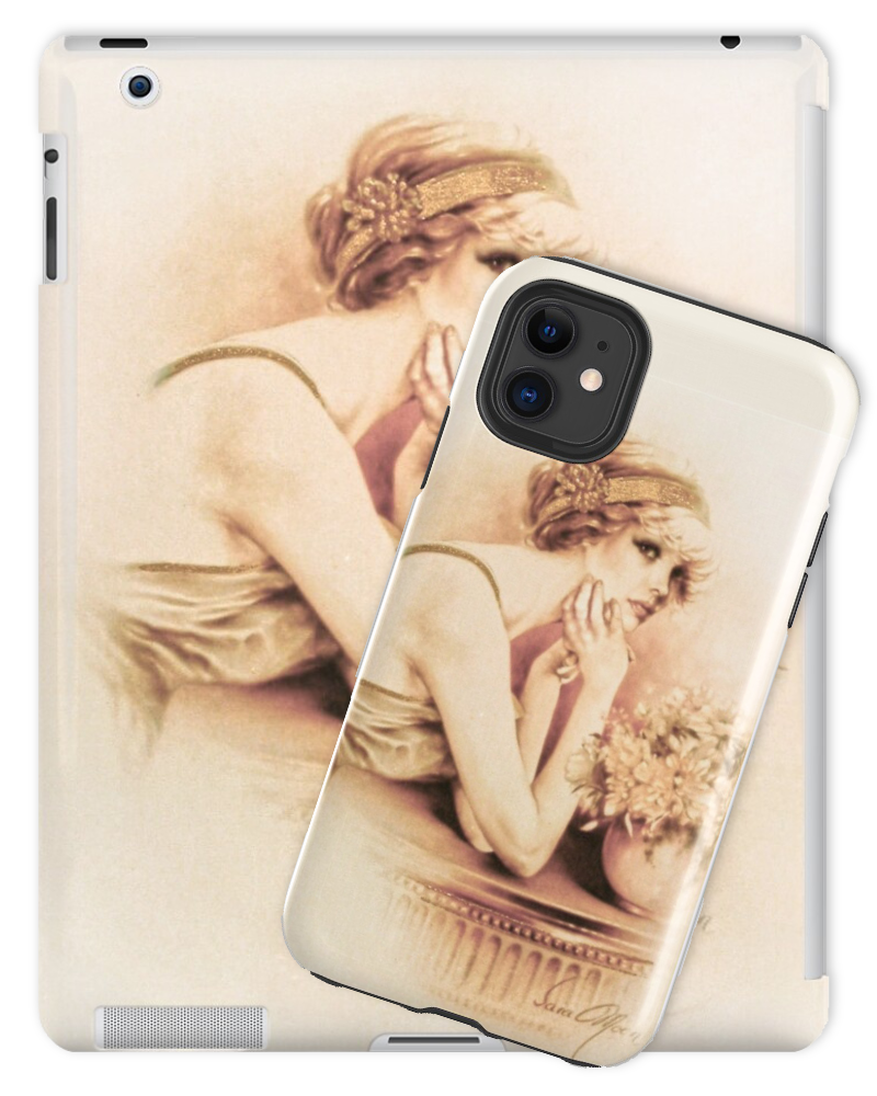 'Solange' Tablets & Phone Skins by Sara Moon