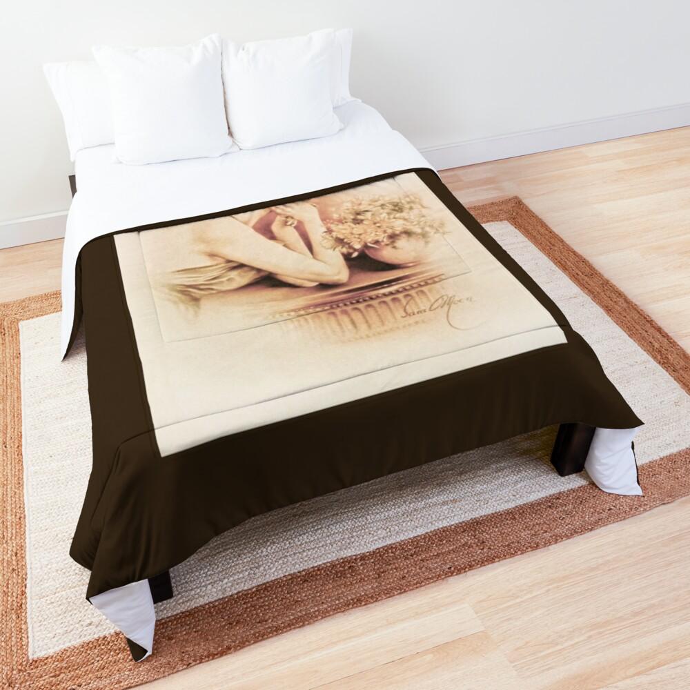'Solange' comforter by Sara Moon