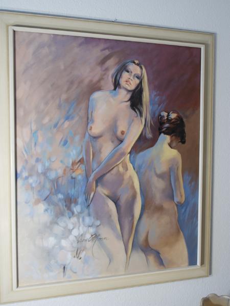 Original 'Classic Nude l' by Sara Moon