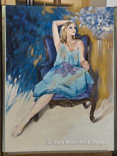 Original 'Madonna' by Sara Moon