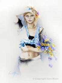 'Bridgette ll' by Sara Moon