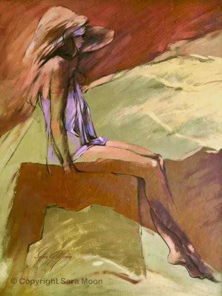 D'Ann by Sara Moon