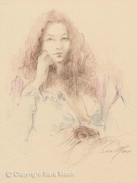 Joanne by Sara Moon