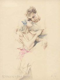 Original Tender Moments by Sara Moon