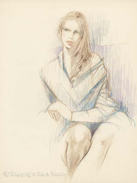Sketch 21 by Sara Moon