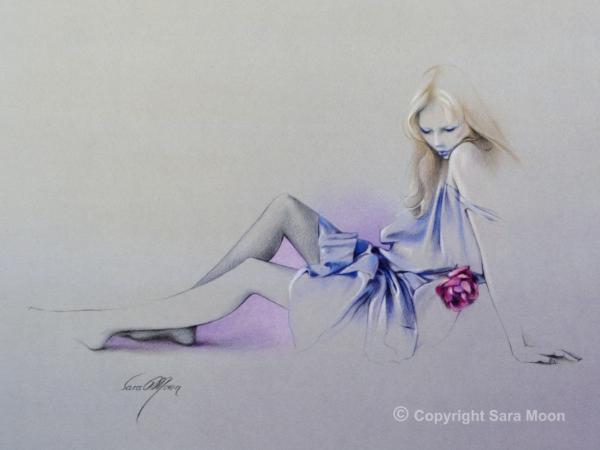 Sara's Rose by Sara Moon